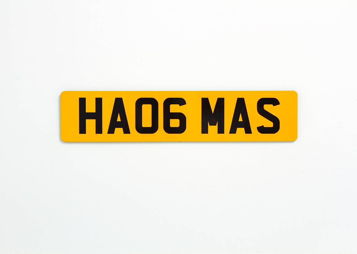 David Blackmore: HA06 MAS from REG, 2013