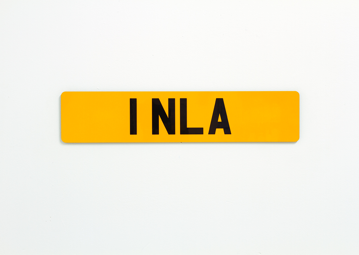 David Blackmore: I NLA from REG, 2013