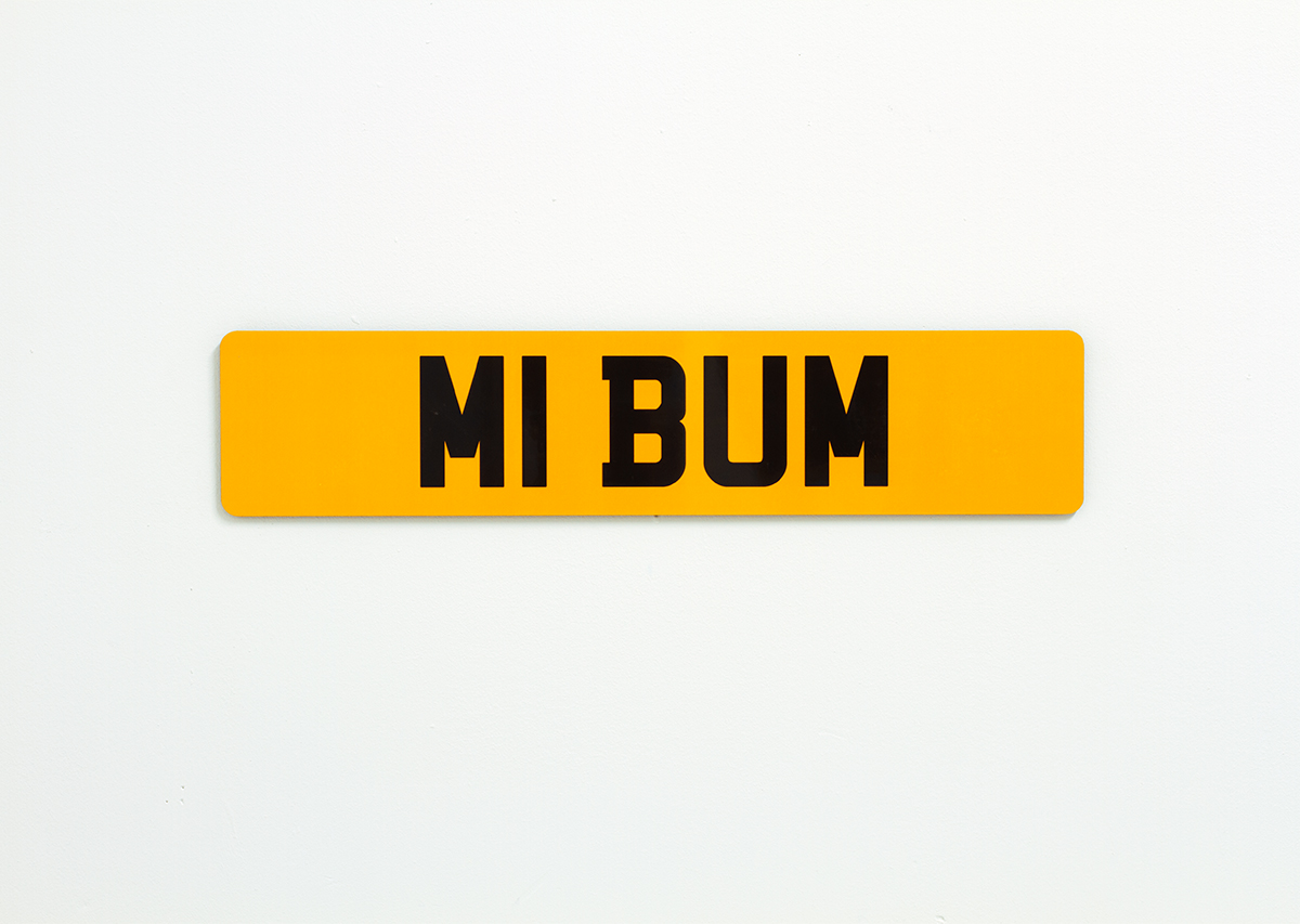 David Blackmore: M1 BUM from REG, 2013