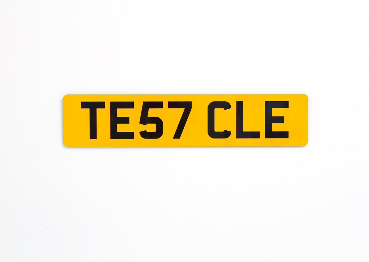 David Blackmore: TE57 CLE from REG, 2013